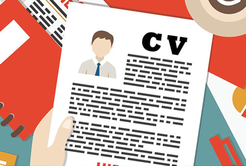 【一分钱攻略】没有好的简历CV,你永远都只是招聘会上的配角!