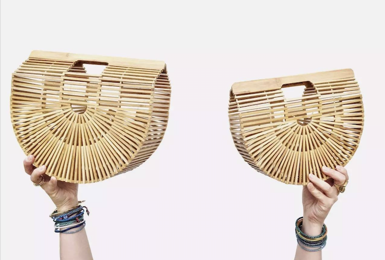 【一分钱攻略】今夏超流行的竹篮包,你下手了没?