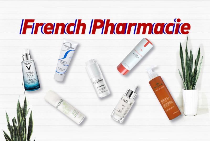 【一分钱攻略】干货帖|法国药妆最值得入的产品大合集