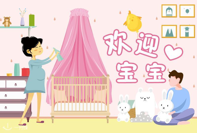 疫情下出生的宝宝,如何拥有一个温馨小家?婴儿房必备单品在这!