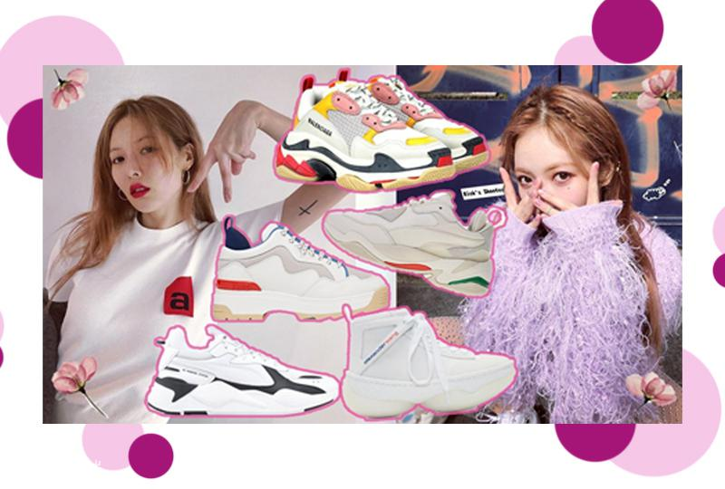 增高鞋大合集!腿长两米的不是梦!!快来看看全部心机都写在脚上的厚底鞋吧!