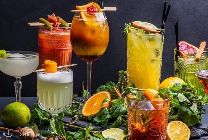 法国6款超火ins风鸡尾酒:家庭版教程大放送!用一杯清爽的鸡尾酒敬这个春天吧!