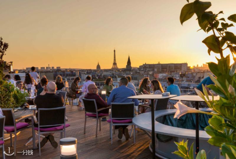 夏至将至,巴黎精致露台等你来探!森林围绕、植物长廊、都市露天,过于梦幻!