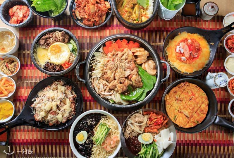 巴黎韩国料理餐厅美味大盘点,一起吃饭吧!