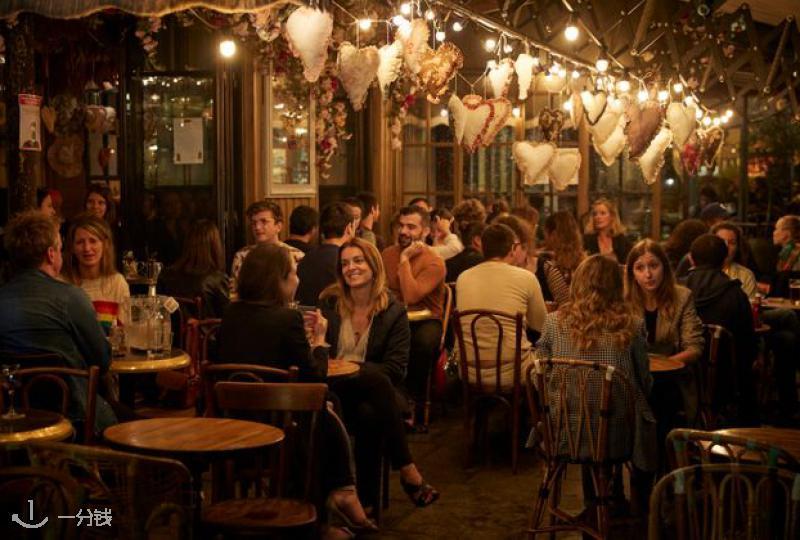 巴黎酒吧,周末放松好去处,这些鸡尾酒一定要试试!