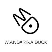 【最后一天】意籍平价鸳鸯 Mandarina Duck 特卖+新用户首单折上9折!黑白棋盘格手提包63欧入!