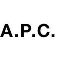 A.P.C 全场75折!经典Geneve、半月包多色入!logo卫衣、牛仔裤都有!可盐可甜,经久耐用!
